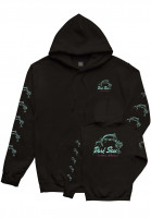 Dark Seas Hoodies Dino's Dive Women black Vorderansicht