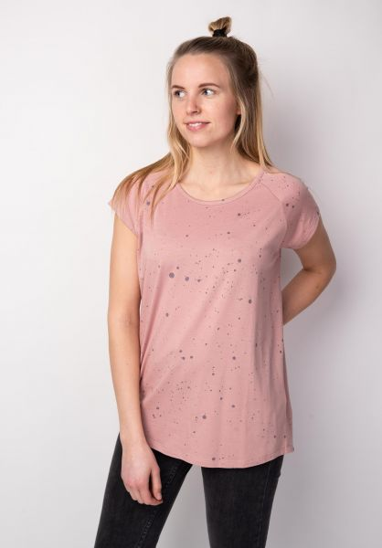 TITUS T-Shirts Leana rose vorderansicht 0396511