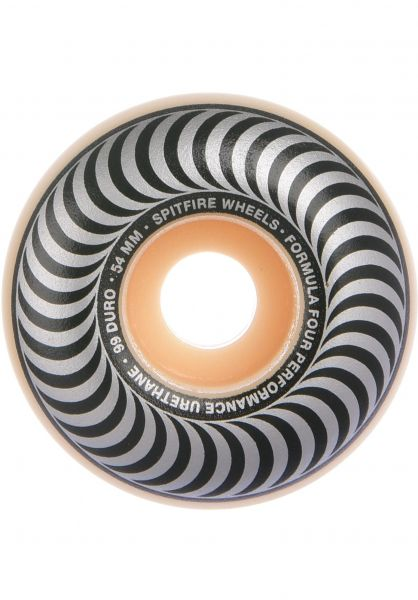 Spitfire Rollen Formula Four Classics 101A silver vorderansicht 0134510