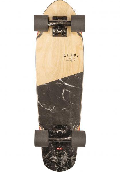 Globe Cruiser komplett Blazer black-marble vorderansicht 0252023