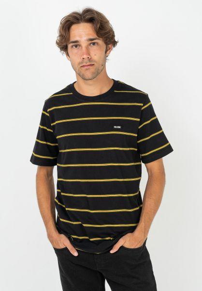 Globe T-Shirts Moonshine nublack vorderansicht 0392160