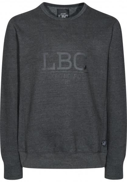 Light Sweatshirts und Pullover Afterhour LBC darkgreyheather Vorderansicht