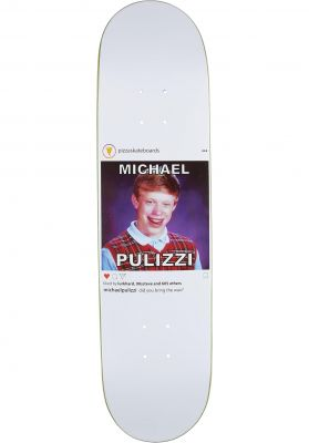 Pizza-Skateboards Pulizzi Bad Luck Brian