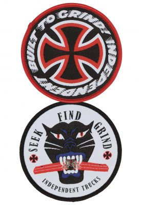 Independent 2-Piece Patch Set