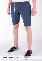 Makia-Shorts-Nautical-blue-Vorderansicht