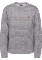 TITUS Sweatshirts und Pullover Phillip grey-pattern Vorderansicht