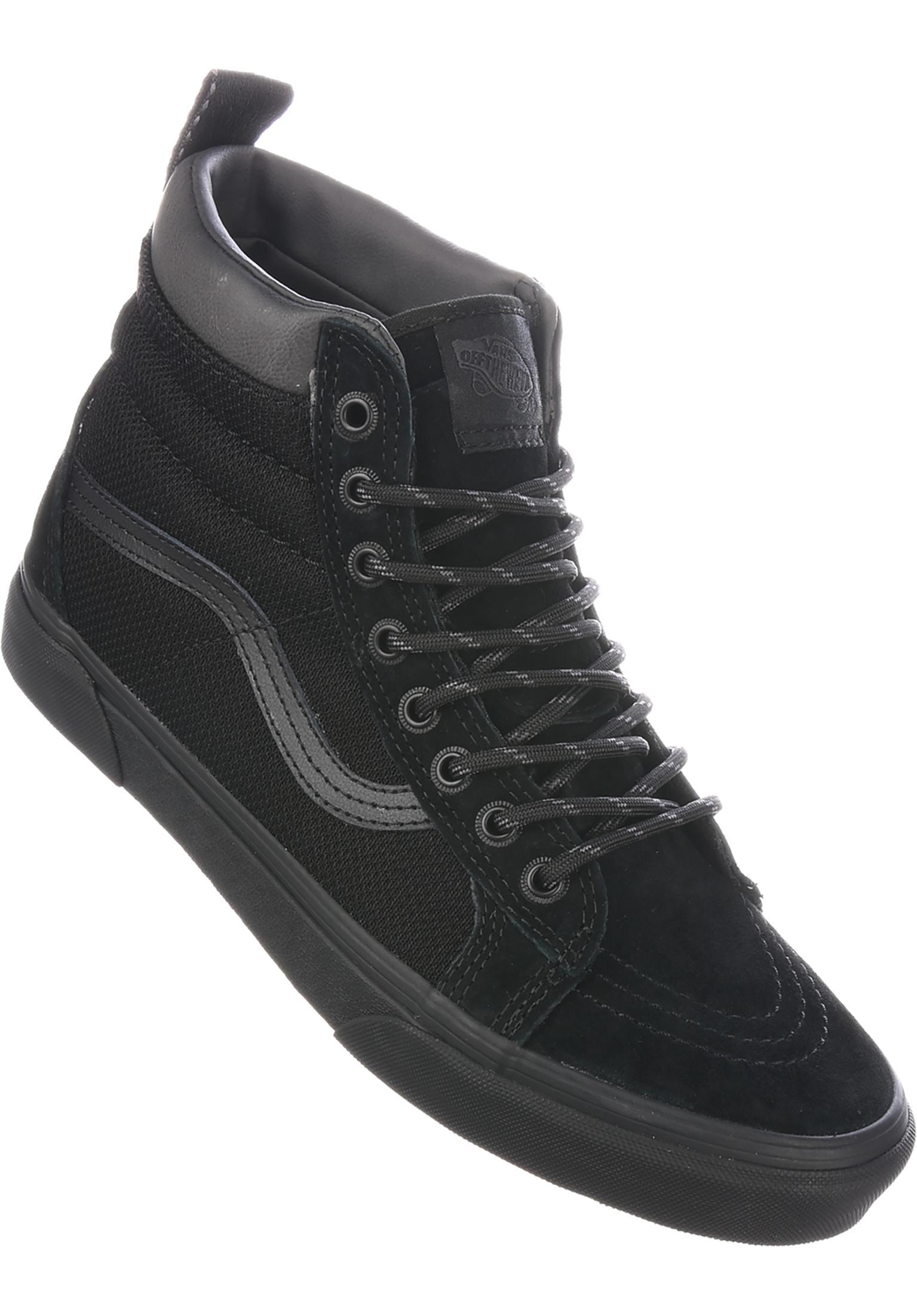 e7cfc15886 Sk8 Hi MTE Vans All Shoes in black-ballistic for Men