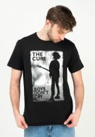 amplified-t-shirts-the-cure-boys-dont-cry-black-vorderansicht-0323583