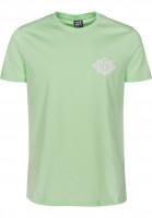 Homeboy T-Shirts Hans dem Skater mint Vorderansicht