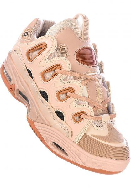 Osiris Alle Schuhe D3 2001 copperhead-sand-tan vorderansicht 0604118
