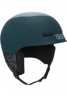 TSG-Snowboardhelme-Konik-Solid-Color-gloss-blue-grey-Vorderansicht