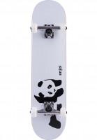Enjoi-Skateboard-komplett-Whitey-Panda-white-Vorderansicht