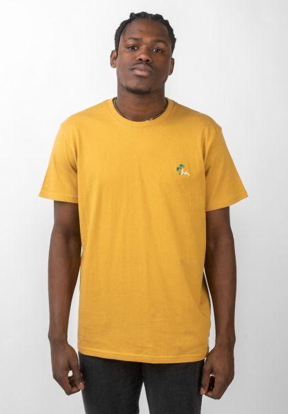 Billabong T-Shirts Jungle gold vorderansicht 0320672