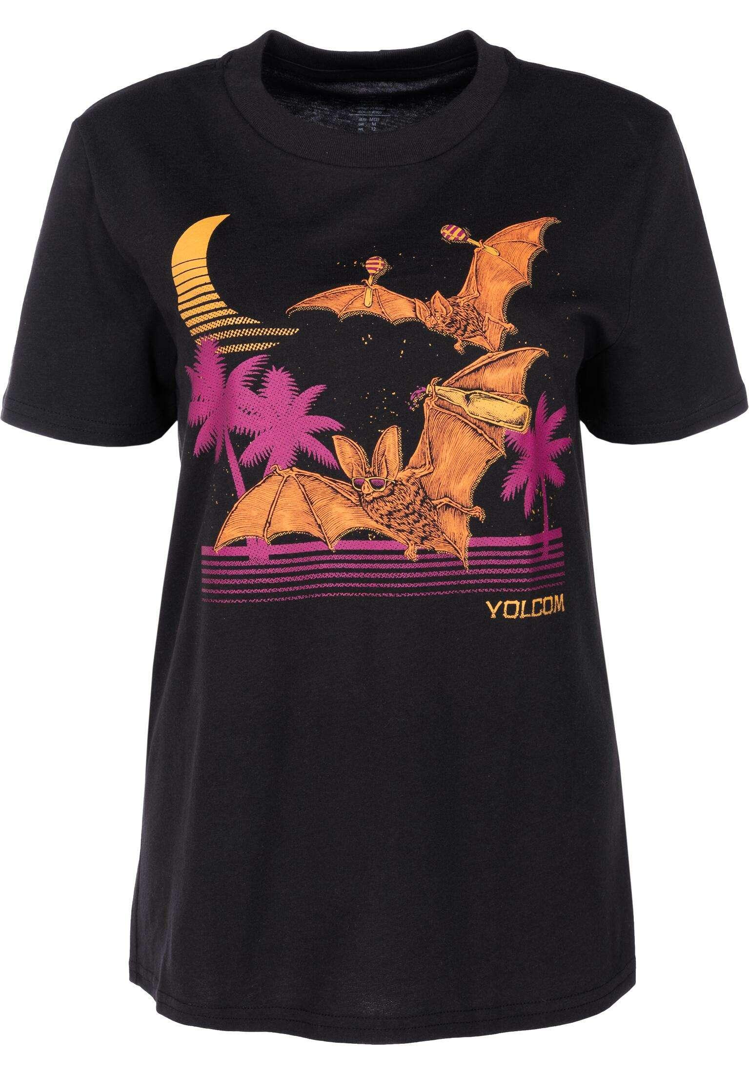 I ll Take Both Volcom T-Shirts in black für Damen   Titus 7bd5c8527a