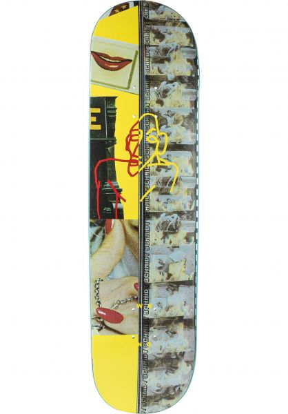 WKND Skateboard Decks Schmidt Death Dance multicolored vorderansicht 0262826