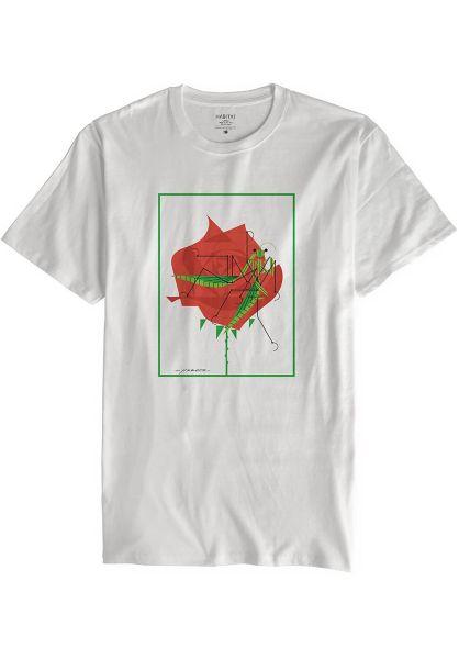 Habitat T-Shirts Harper Wedding Feast white vorderansicht 0399714