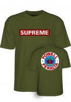 powell-peralta-t-shirts-supreme-military-green-vorderansicht-0374338