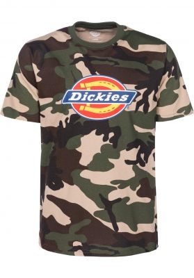 horseshoe dickies t shirts in camouflage for men titus