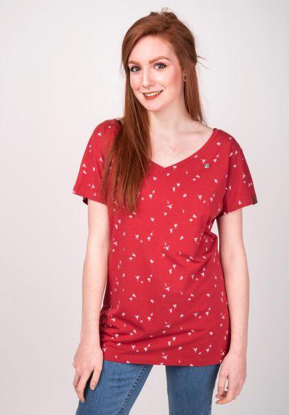 Ragwear T-Shirts Ameta chilired vorderansicht 0399352