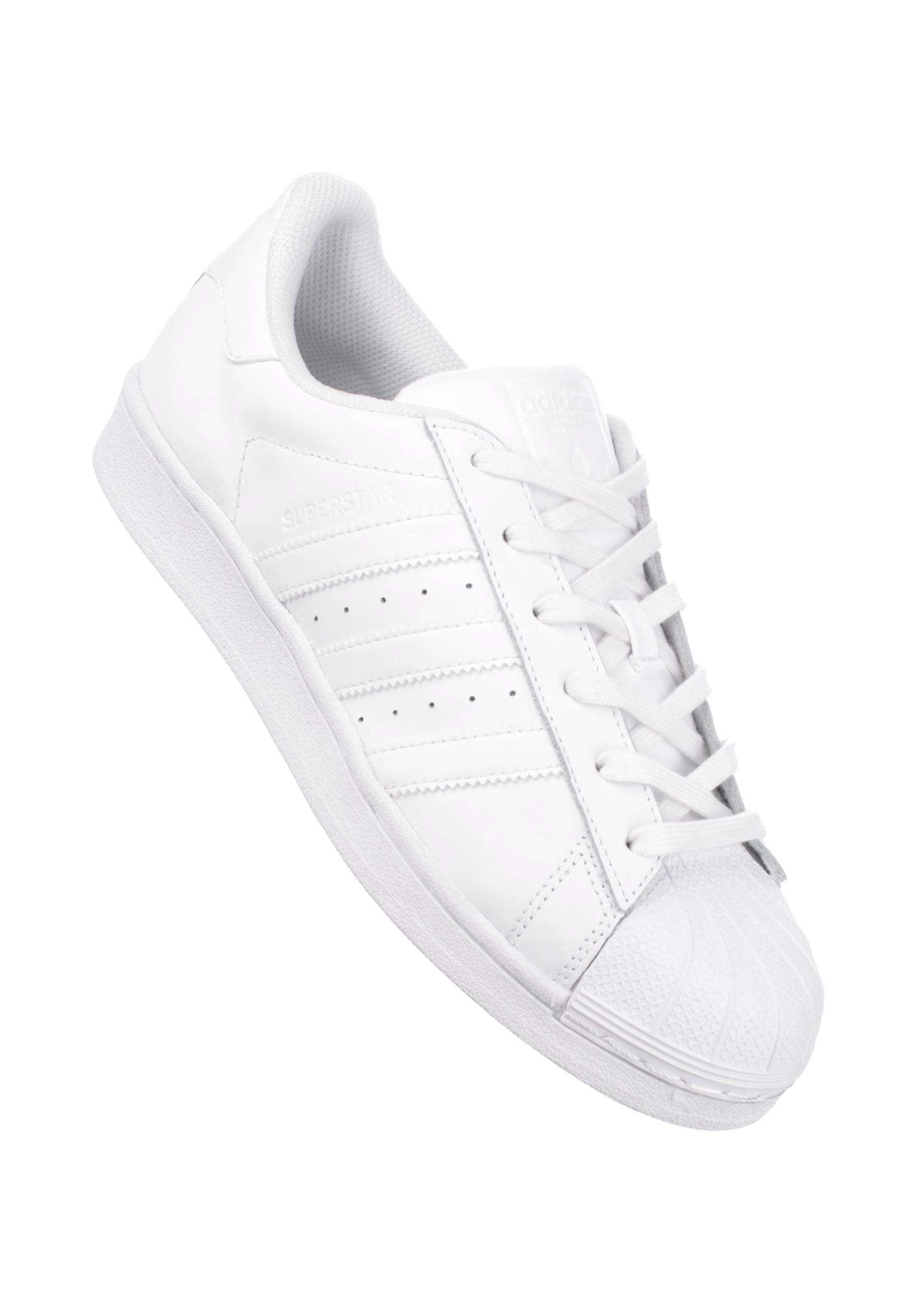 newest 689a4 4dce3 ... coupon code for superstar w adidas all shoes in white white for women  titus 6a786 38df0