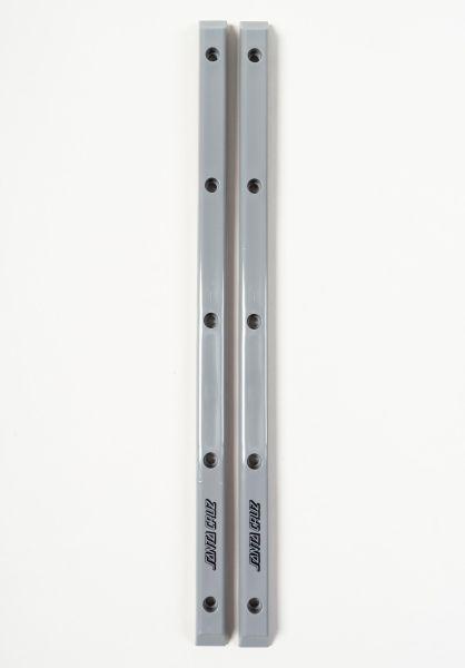 Santa-Cruz Sonstiges Slimline Rails silver vorderansicht 0150446