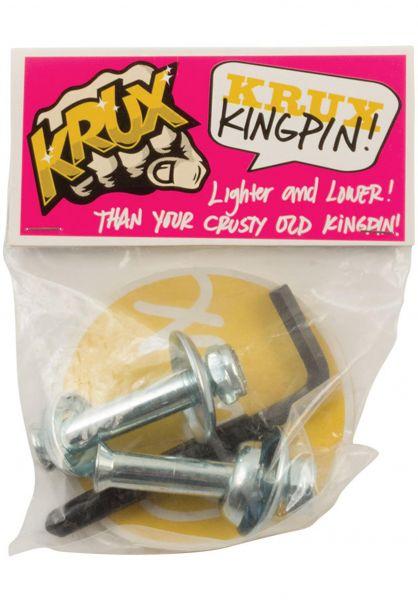 Krux Kingpins Kingpin Pack silver Vorderansicht