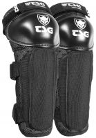 tsg-ellbogenschoner-bike-elbow-pads-youth-black-vorderansicht