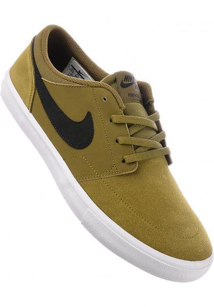 Für Nike Black Oliveflak In Todo Ii Solarsoft Calzado Sb Portmore El Sq6EHwvf