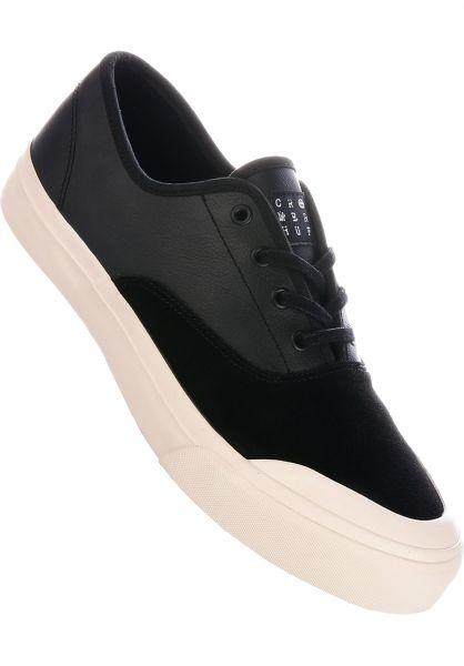 HUF Alle Schuhe Cromer black vorderansicht 0603934