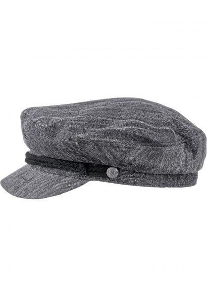 Brixton Hüte Fiddler blackacidwash vorderansicht 0580162