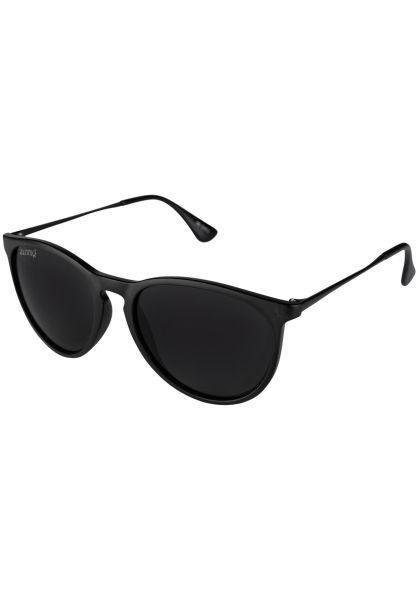 Zunny Sonnenbrillen Milan black-black-black Vorderansicht 0590564