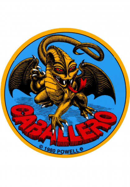 Powell-Peralta Verschiedenes Cab Original Dragon no color Vorderansicht