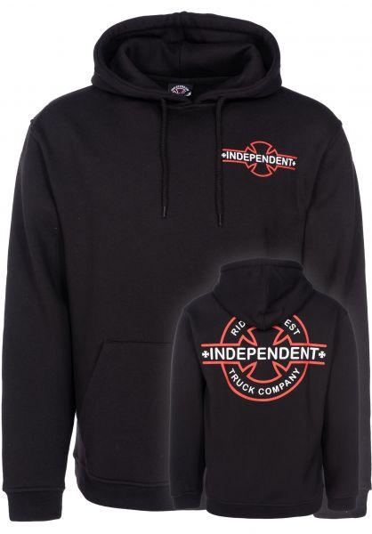 Underground Independent Black Hoodies Men Titus In Hood For PrO5qP
