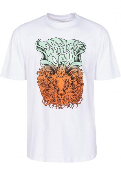Santa-Cruz T-Shirts Summoned white vorderansicht 0398895