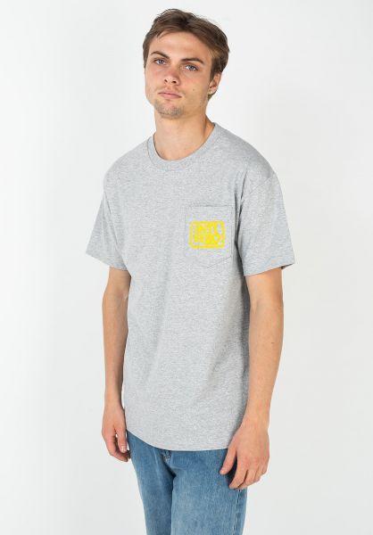 Anti Hero T-Shirts Reserve ashheather vorderansicht 0399583