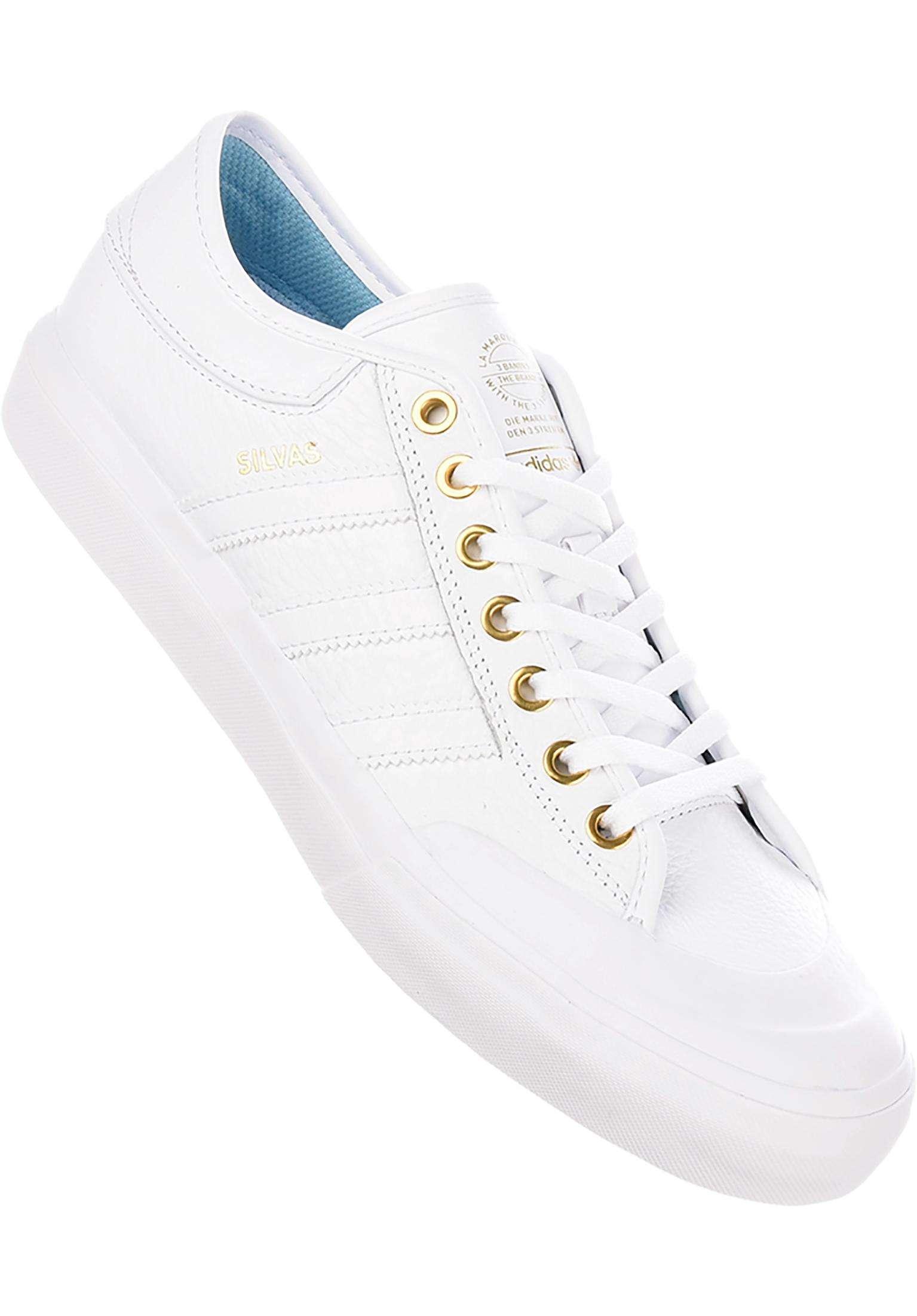 Gold Adidas White In Für Matchcourt Miles Schuhe Alle Skateboarding SHfx0g