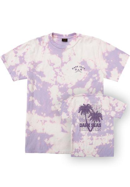 Dark Seas T-Shirts Thank You Women lavender-bleach vorderansicht 0321300