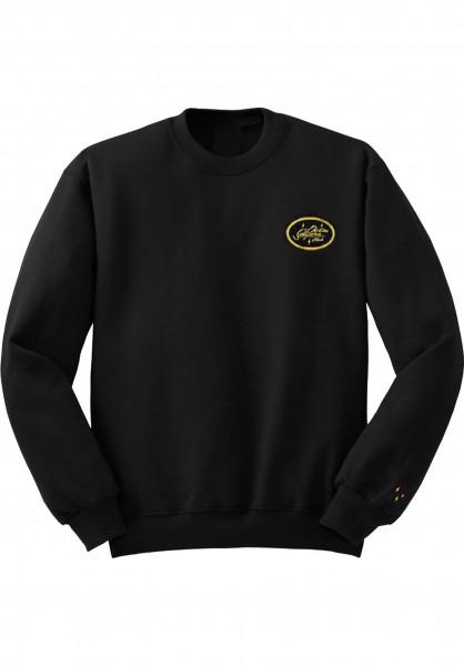 Doomsayers Sweatshirts und Pullover Sacto Script black Vorderansicht