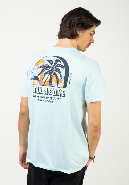 Billabong T-Shirts Palmas coastal vorderansicht 0323774