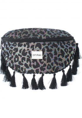 Spiral Black Label Bum Bag