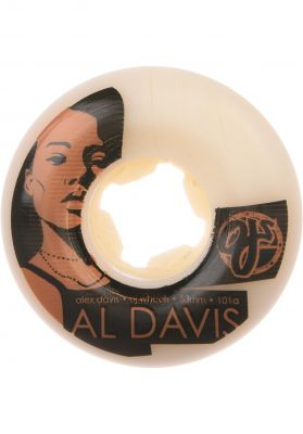 OJ Wheels Al Davis Girl