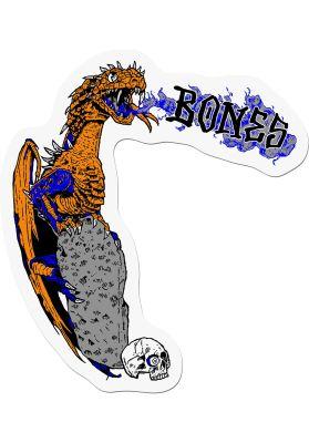 "Bones Wheels Lockwood Dragon 4"" Sticker"