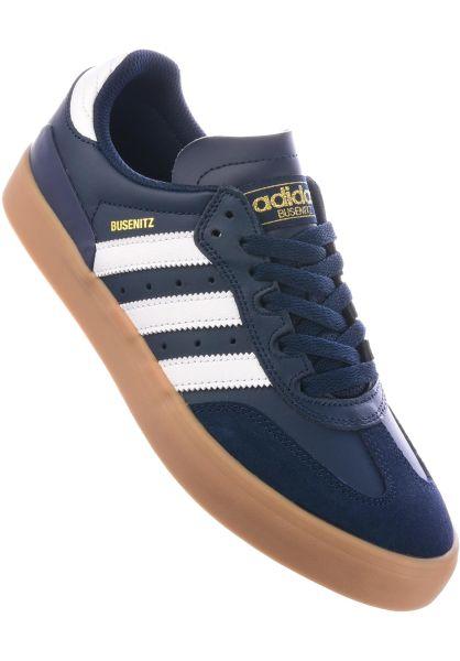 purchase cheap 81633 3ac5c adidas-skateboarding Alle Schuhe Busenitz Vulc RX navy-white-gum  vorderansicht 0604332