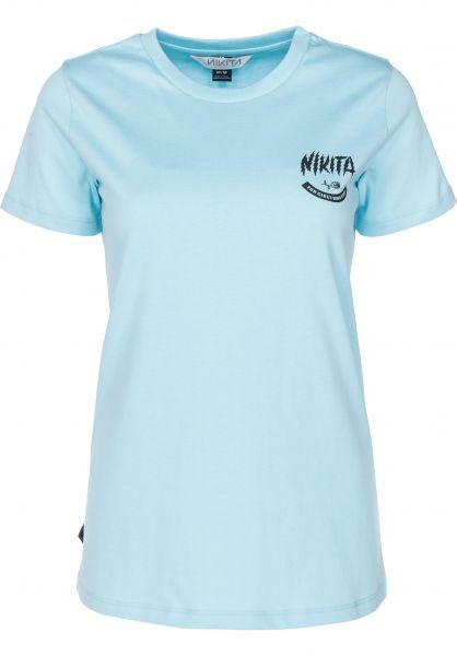 Nikita T-Shirts Fiona caribbean Vorderansicht