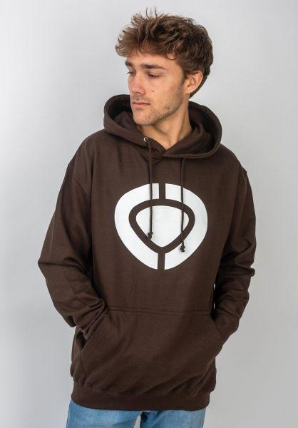 C1RCA Hoodies Icon hotchocolate vorderansicht 0444453