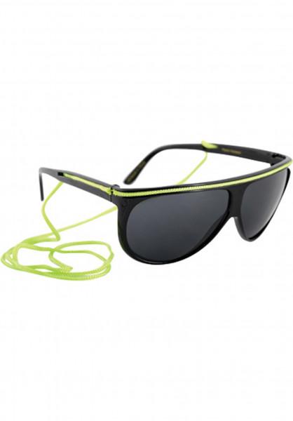 Neff Sonnenbrillen Rope black Vorderansicht