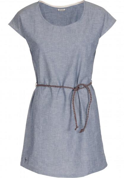Forvert Kleider Primula bluejeans Vorderansicht