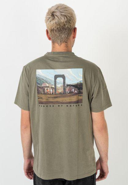 Element T-Shirts x Star Wars Nevarro deeplichen vorderansicht 0322959