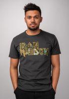 amplified-t-shirts-iron-maiden-eddies-logo-charcoal-vorderansicht-0399943