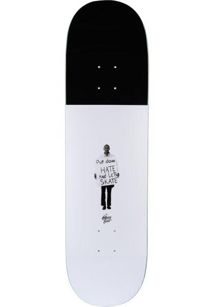 The Killing Floor Skateboard Decks Put It Down black-white vorderansicht 0261888